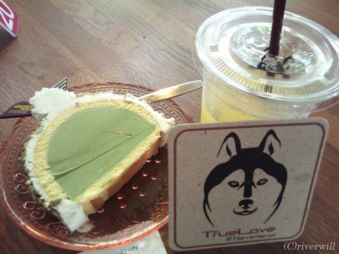 タイ バンコク ドッグカフェ TrueLove@Neverland