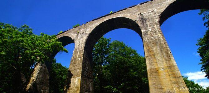 哀しい歴史を秘めた幻の鉄道橋・越川橋梁 Hokkaido, Japan