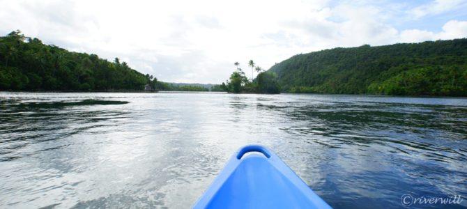 魔法の川「エンチャンテッド・リバー」再訪の旅~こんなところに日本人 後編 Hinatuan, Philippines