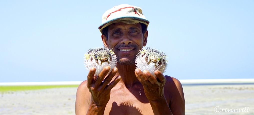 インド洋のガラパゴス!秘境ソコトラ島の旅~第5日目 デトワ・ラグーンと洞窟おじさん 中編 Socotora, Yemen