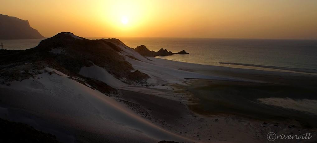 インド洋のガラパゴス!秘境ソコトラ島の旅~第5日目 デトワ・ラグーンと洞窟おじさん 後編 Socotora, Yemen