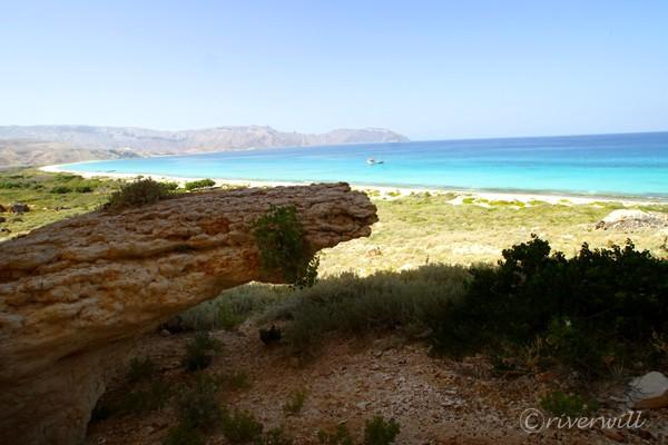 シュアブ・ビーチ(ソコトラ島)Shuab Beach, Socotra island, Yemen