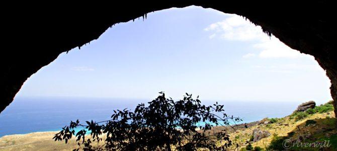 インド洋のガラパゴス!秘境ソコトラ島の旅~第7日目 ホック洞窟とアリヘル・ビーチ 前編 Socotora, Yemen