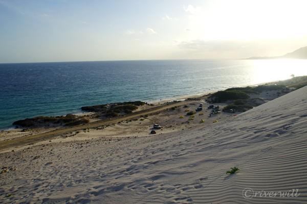 アリヘル・ビーチ(ソコトラ島)Ariher Beach, Socotra island, Yemen