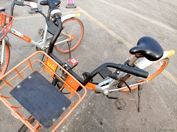 中国 天津 mobike China Tianjin
